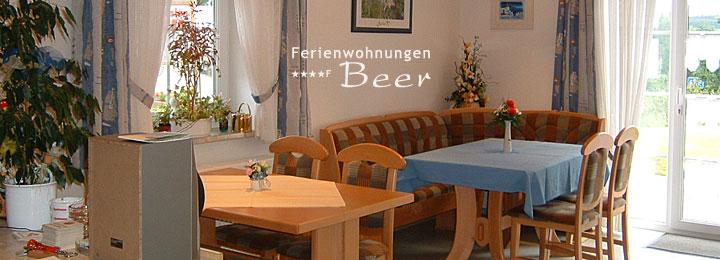 Ferienwohnungen der Pension Beer