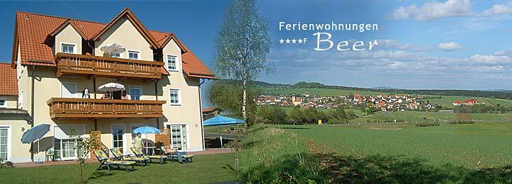 4-Sterne Ferienwohnungen im Oberpfälzer Wald Bayern